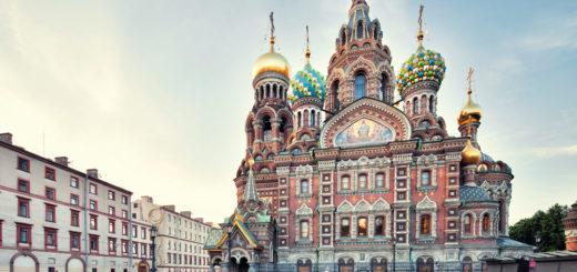 Mit Costa in St. Petersburg. Foto: Costa Kreuzfahrten
