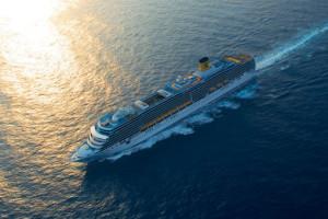 Mit Costa Kreuzfahrten auf Transatlantik-Kreuzfahrt. Foto: Costa Kreuzfahrten