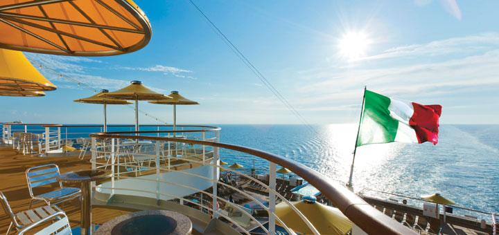 Auf Kreuzfahrt mit Costa Kreuzfahrten. Foto: Costa Kreuzfahrten