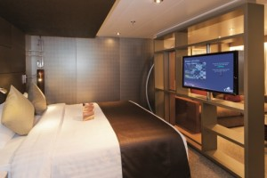 Costa neoRomantica Suite Balkonkabine. Foto: Costa Crociere