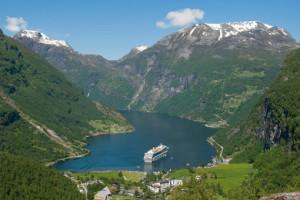 Costa in Norwegen. Foto: Costa Kreuzfahrten