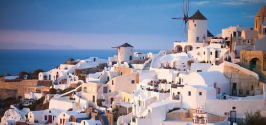 Costa in Santorini, Griechenland. Foto: Costa Kreuzfahrten
