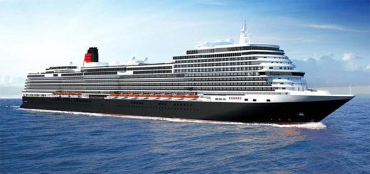 Neues Kreuzfahrtschiff der Cunard Line