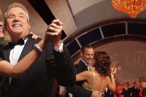 Tanz im Queens Room. Foto: Cunard Line