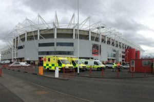 Riverside Stadium von Middlesbrough