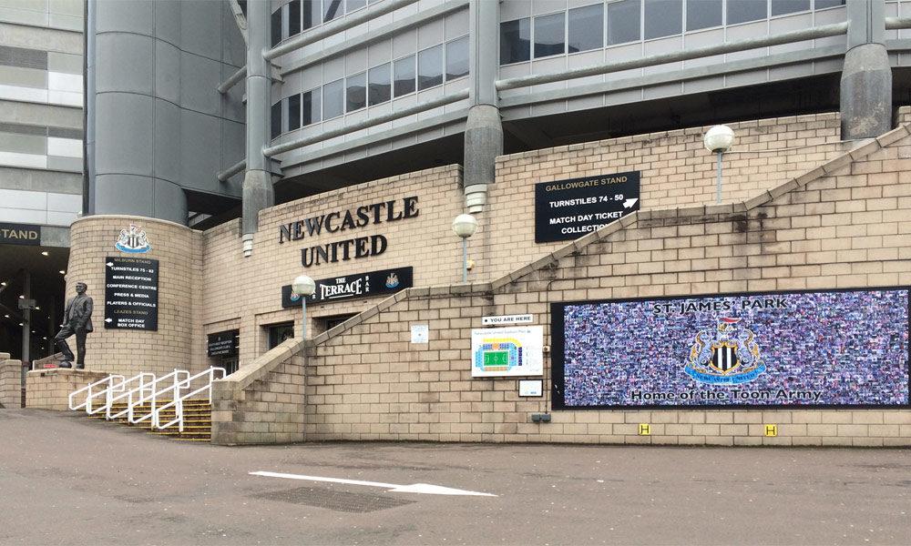 St. James' Park von Newcastle United