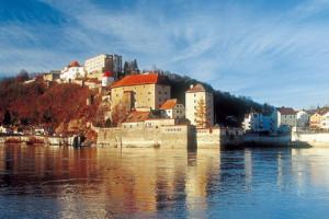 Passau an der Donau mit 1AVista Reisen. Foto: 1AVista Reisen