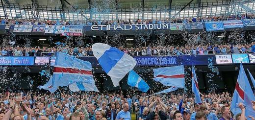 Etihad Stadium von Manchester City. Foto: Higor Douglas