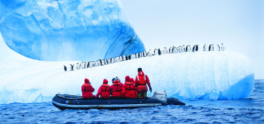 Auf Expedition mit Ikarus Tours. Foto: Ikarus Tours