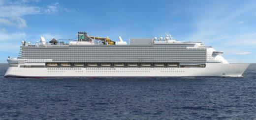 Global-Class-Schiff von den MV Werften