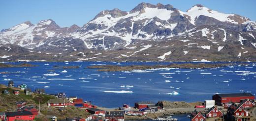 Kreuzfahrt nach Grönland