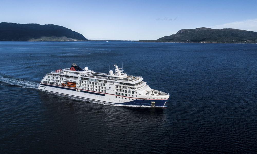 HANSEATIC inspiration in Norwegen