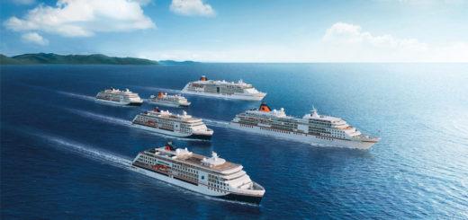 Hapag-Lloyd Cruises Flotte