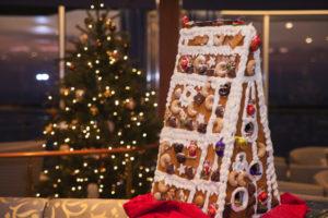 Hapag Lloyd Weihnachten. Foto: Hapag-Lloyd Cruises