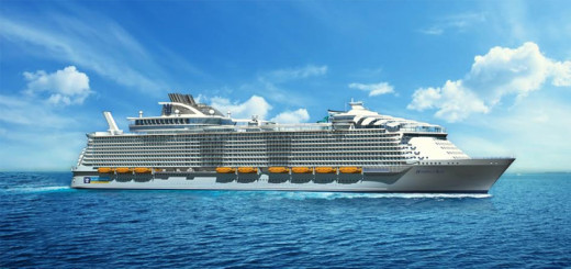 Harmony of the Seas auf Kreuzfahrt. Foto: Royal Caribbean International