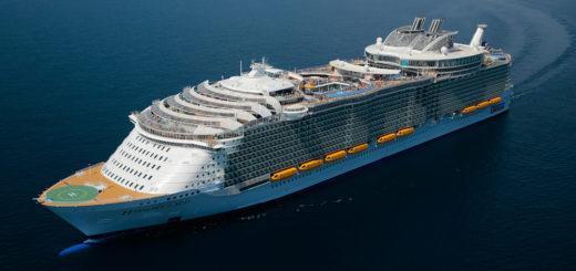 Harmony of the Seas. Foto: Harmony of the Seas. Foto: Royal Caribbean International