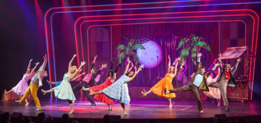 Musical Grease auf der Harmony of the Seas. Foto: Royal Caribbean International