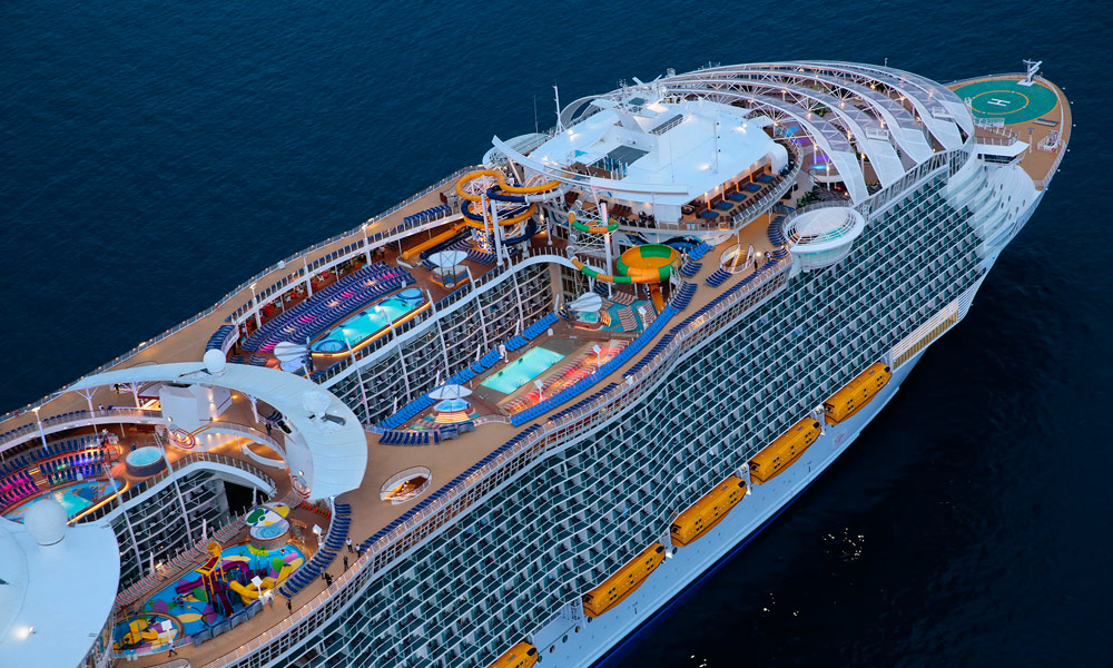 Harmony of the Seas. Foto: Royal Caribbean International