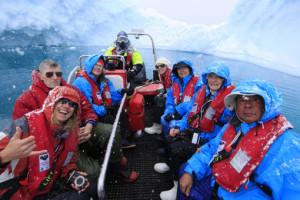 Antarktis mit Hurtigruten entdcken. Foto: Hurtigruten