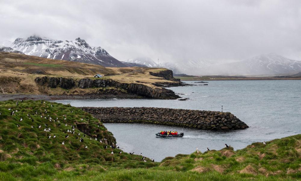 Hurtigruten Island