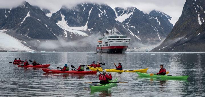 Spitzbergen mit Hurtigruten