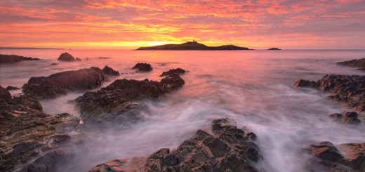 Ballycotton in Irland