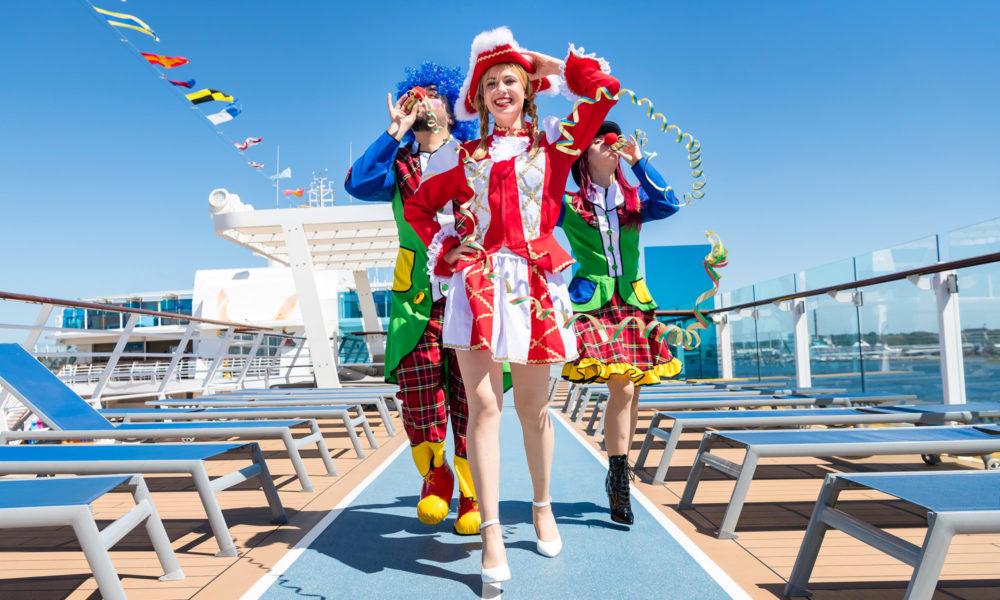 Jeckliner von TUI Cruises