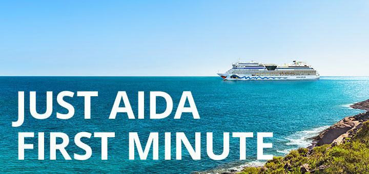 JUST AIDA First Minute