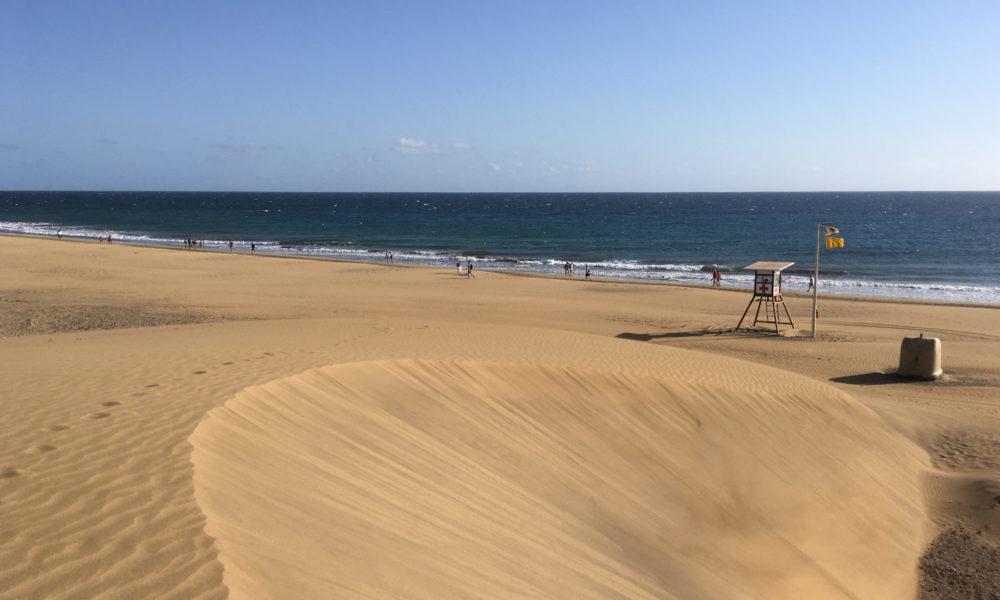 Maspalomas auf Gran Canaria
