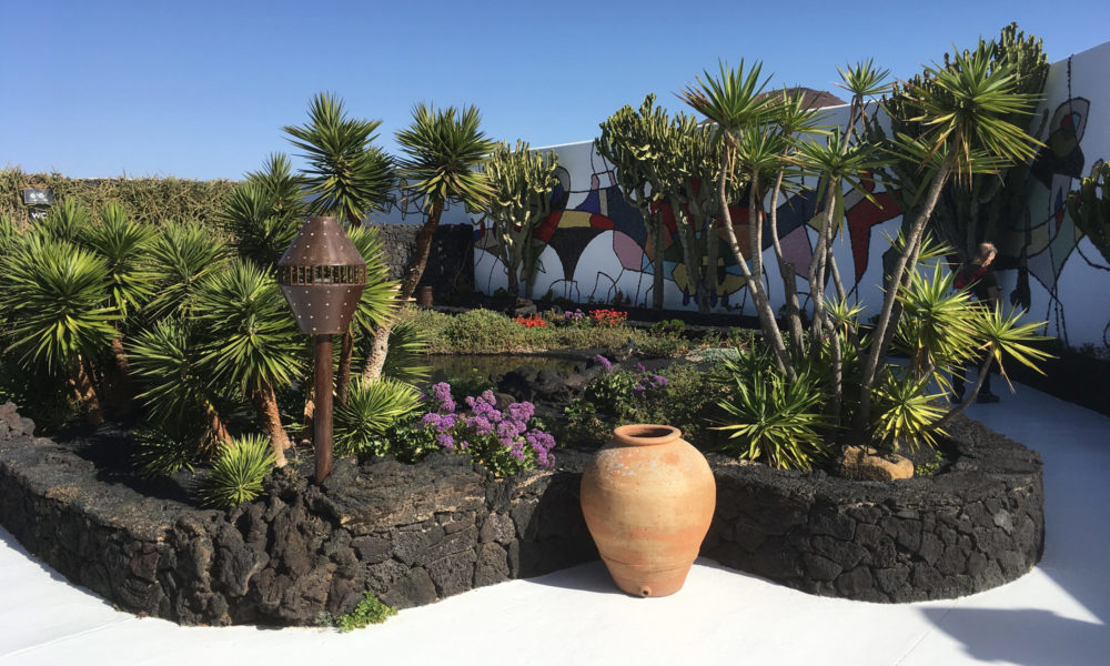 Cesar Manrique Haus auf Lanzarote