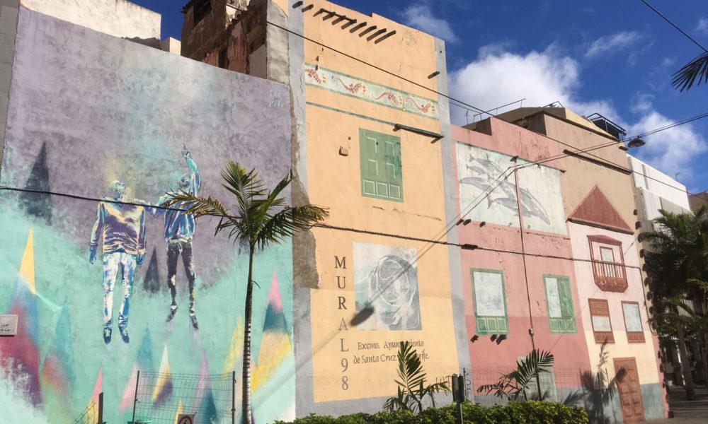 Streetart in Teneriffa