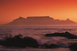 Tafelberg in Kapstadt, Südafrika. Foto: PLANTOURS Kreuzfahrten