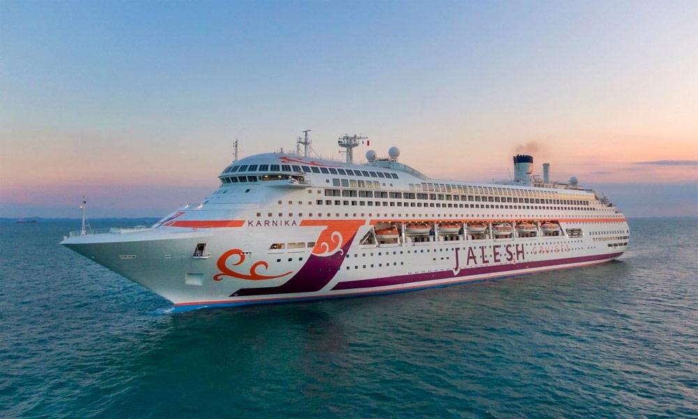 Karnika von Jalesh Cruises