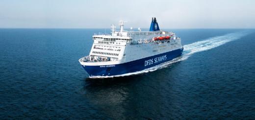 King Seaways. Foto: DFDS Seaway