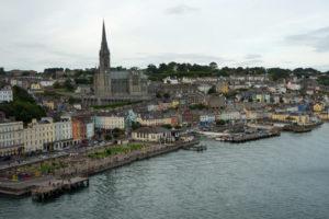 Kreuzfahrt nach Cobh in Irland. Foto: Anna Pöhler