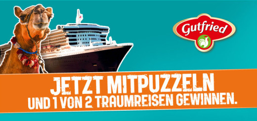 Mit Gutfried eine Kreuzfahrt mit Queen Mary 2 gewinnen. Foto: Gutfried