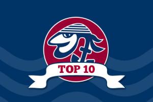 Kreuzfahrtpiraten TOP 10