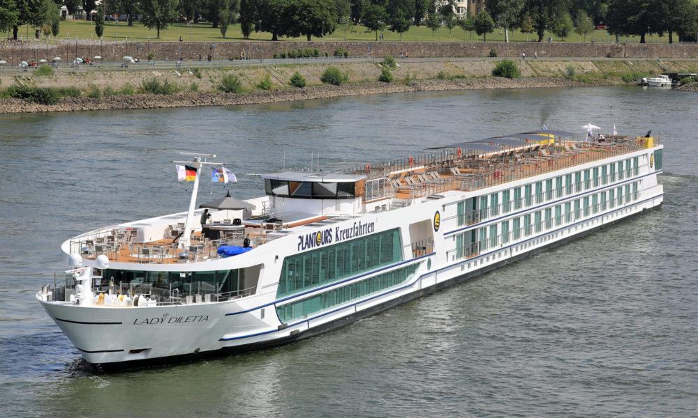 Lady Diletta von Plantours Kreuzfahrten