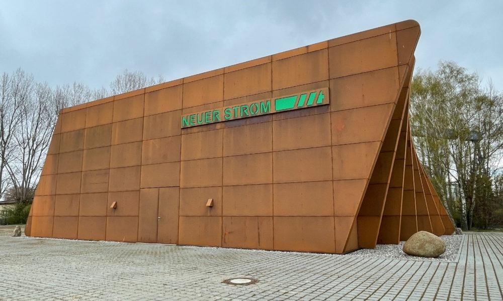 Landstromanlage Neuer Strom in Warnemünde