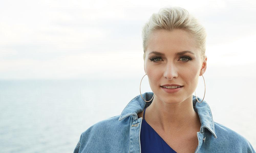 Lena Gercke. Foto: AIDA Cruises