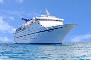 Weltreise mit MS Magellan