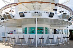 Bar auf der MS Magellan. Foto: TransOcean Kreuzfahrten
