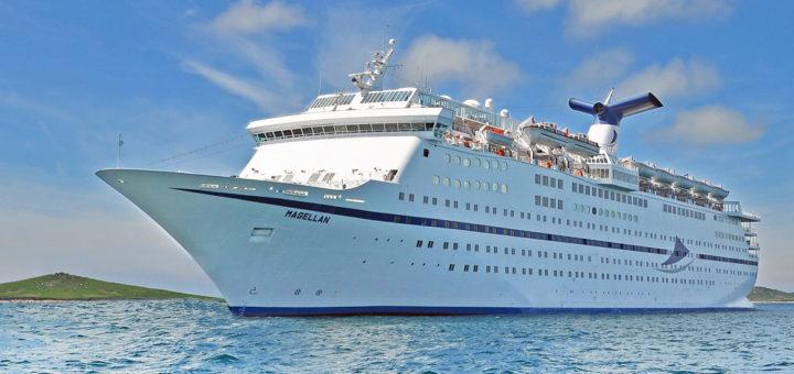 Kreuzfahrt mit der MS Magellan