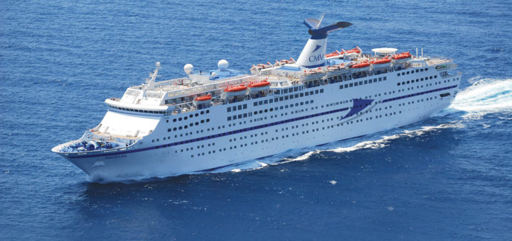 MS Magellan. Foto: TransOcean Kreuzfahrten