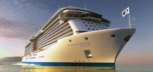Majestic Princess. Foto: Pinrcess Cruises