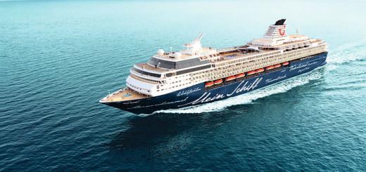 Mein Schiff 1. Foto: TUI Cruises