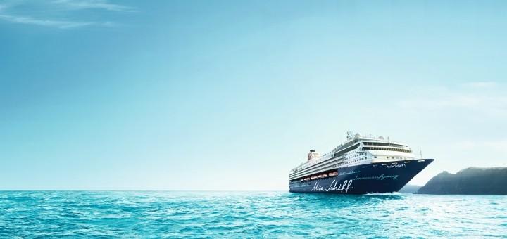 Abschiedsreise der Mein Schiff 1