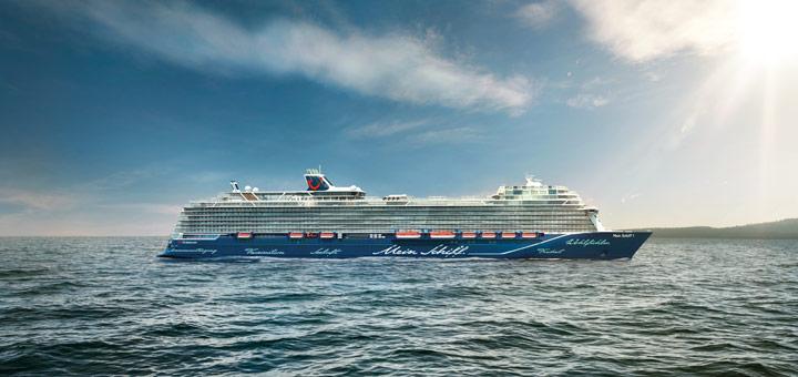 Kreuzfahrt mit der neuen Mein Schiff 1