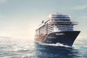 Neue Mein Schiff 2. Foto: TUI Cruises