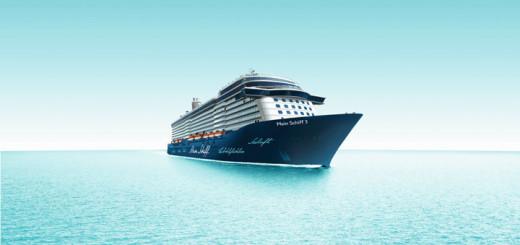 Mein Schiff 3 auf Kreuzfahrt. Foto: TUI Cruises